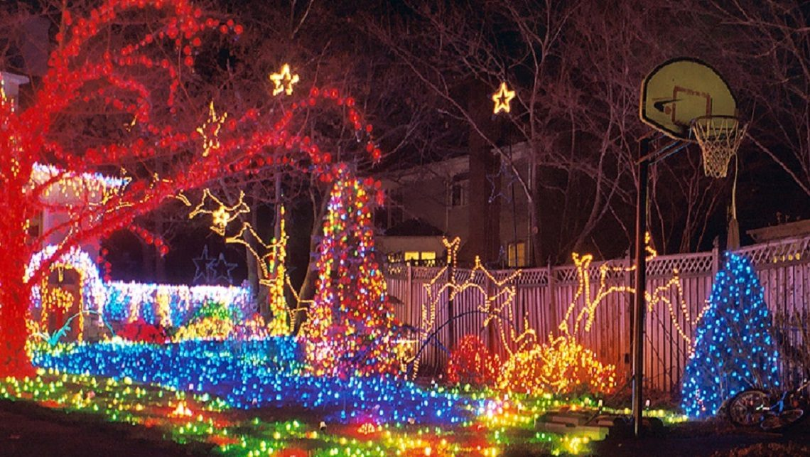Collingwood Christmas lights to be featured on ABC on Nov  26 – Fort