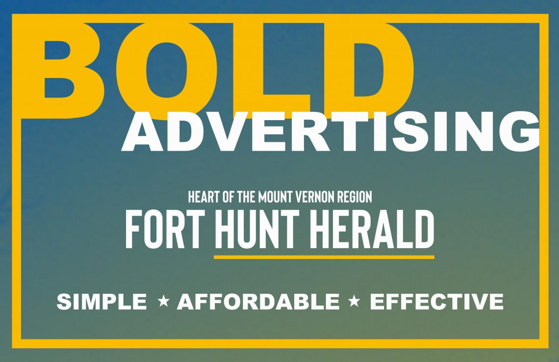 Bold Advertising: Fort Hunt Herald